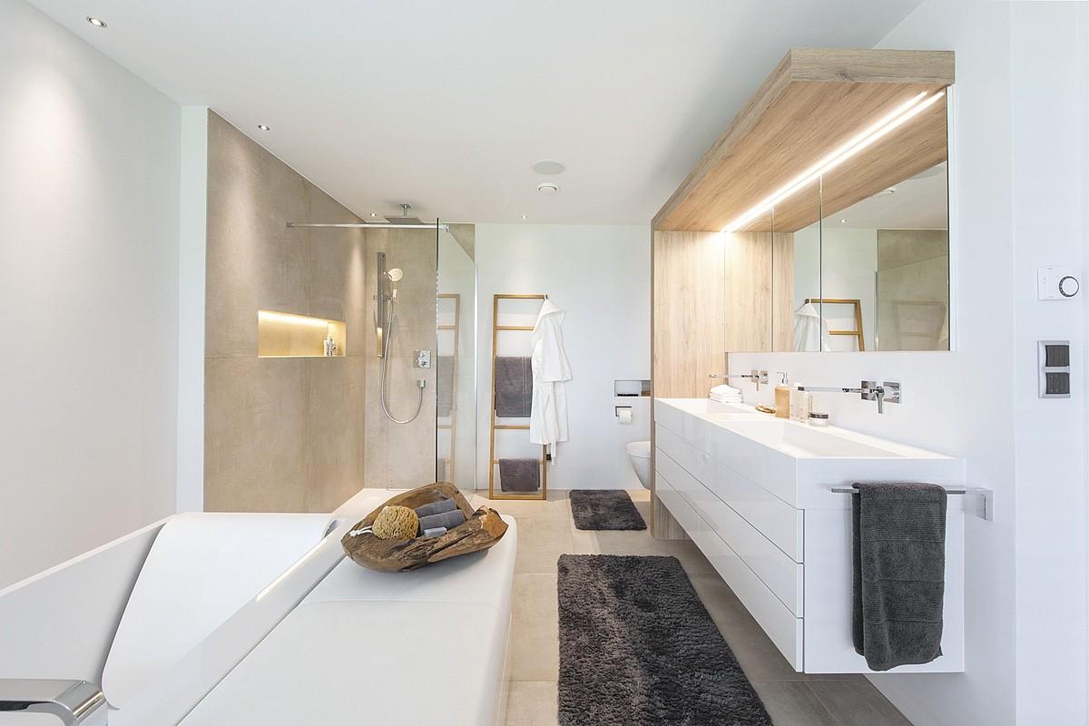 online b derschauraum inspirationen f r ihr bad hsh. Black Bedroom Furniture Sets. Home Design Ideas