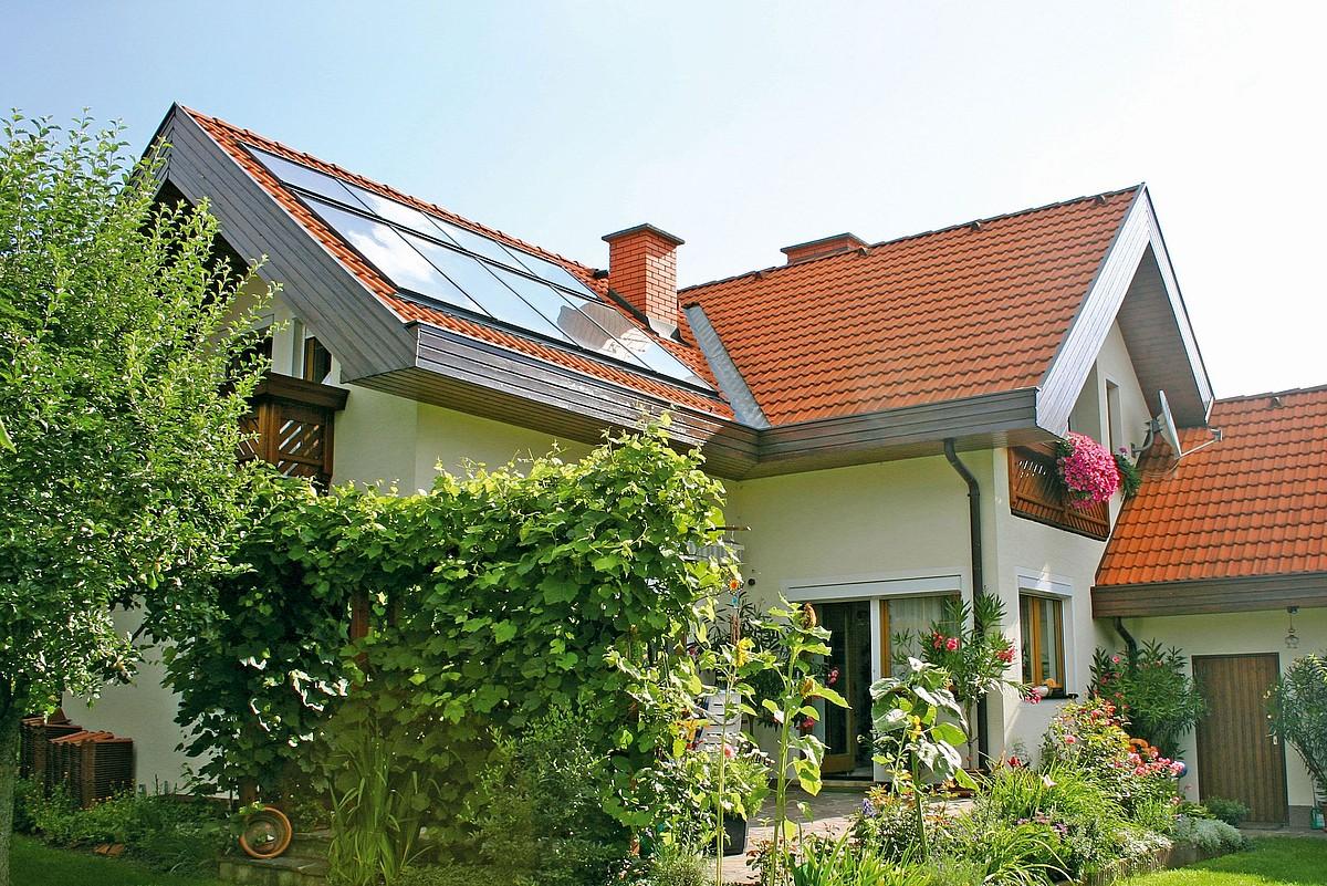 Warmwasser Und Heizung Solar Hsh Installator