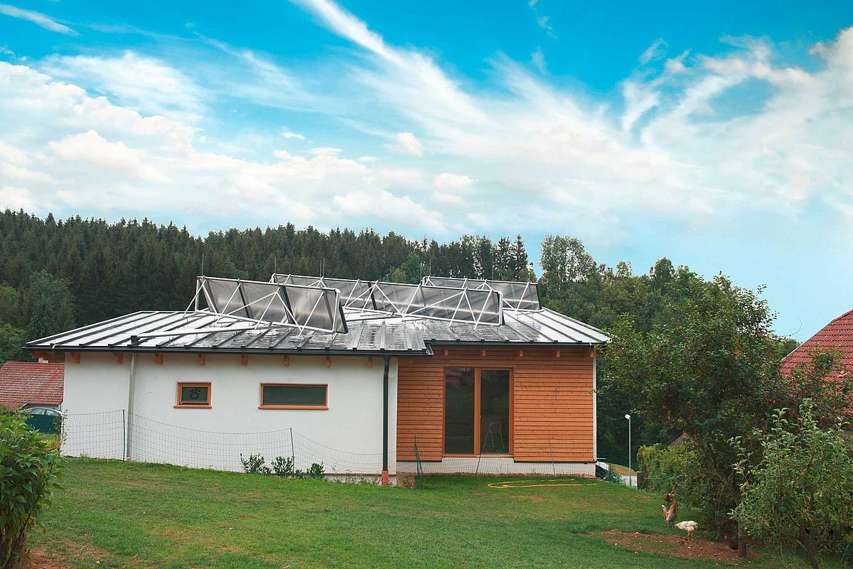 Naturhaus Wechselland • Praxisbesispiel • HSH Installatör