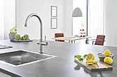 auf zu den neuesten armaturen hsh installat r. Black Bedroom Furniture Sets. Home Design Ideas