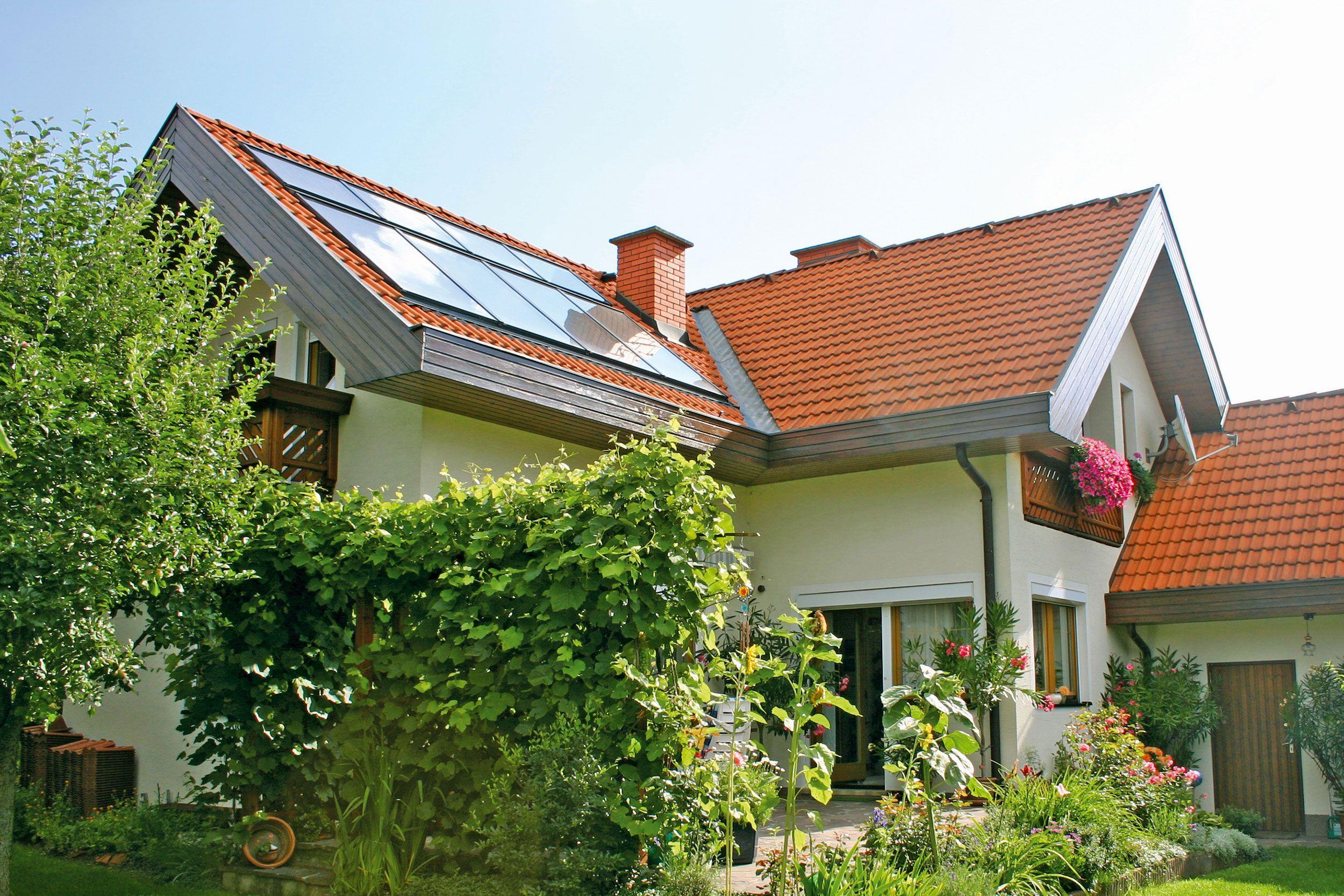Charming Bei Alt  Und Neubauten Gehört Die Zukunft Einer Kombination Aus Effizienter  Wärmedämmung Mit Wärmeversorgung Aus Erneuerbaren Energien.